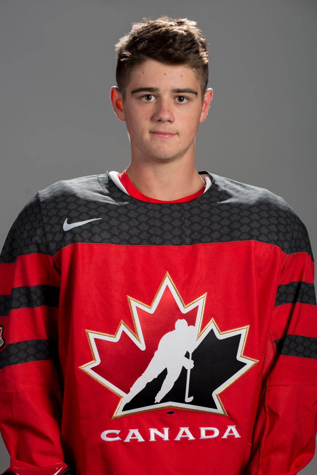 Lukas Cormier selected to Canada's National Men's Summer Under-18 Team