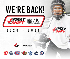 Central Female, Fredericton and KV to host NHL / NHLPA First Shift Programs