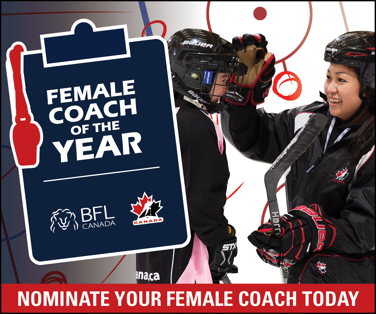 BFL Female Coach of the Year Awards